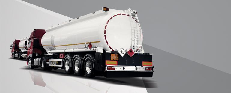 FUEL-OIL TRANSPORT TANKS SEMI TRAILER OR OVER TRUCK