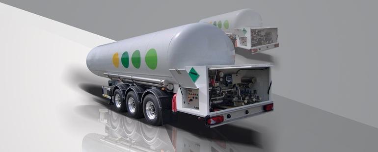 CO2 TANKS TRANSPORT TANKS