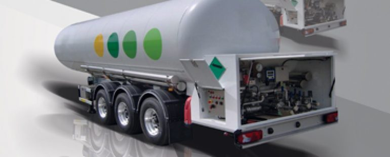 CO2 TANKS TRANSPORT TANKS