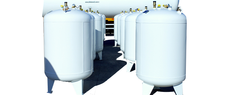 DOMESTIC STORAGE TANKS