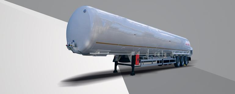 LNG TRANSPORT TANKS