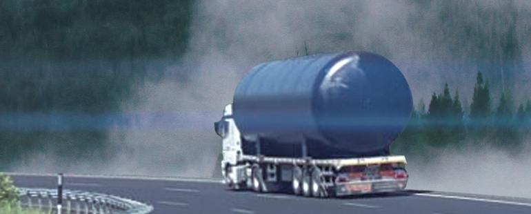 UNDERGROUND LPG STORAGE TANKS